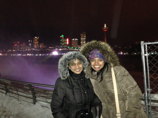 From Ratan Nagar to Niagara Falls